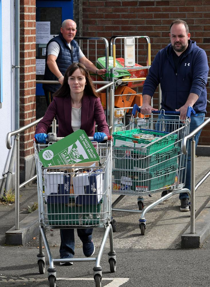 Belfast food bank forced to move premises to cope with increased demand belfasttelegraph.co.uk/news/health/co…
