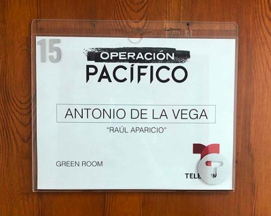 Una participación muy especial de @antoniodlavega este año en Operación Pacífico. #TBT #TalentoMV https://t.co/1UgF2moC3d