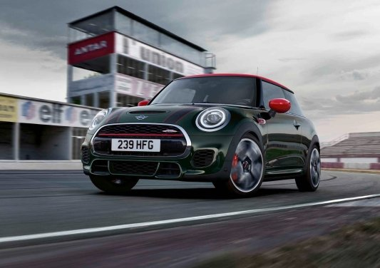 Put the pedal to the metal once things settle. #MINIThrillsMaximised  Pre-book a safe and sanitised Test Drive in the MINI John Cooper Works Hatch: https://t.co/GO0cYgdNyC   #TheMINIThings #FlattenTheCurve #WeAreMINI #MINIIndia https://t.co/pehXizKabE
