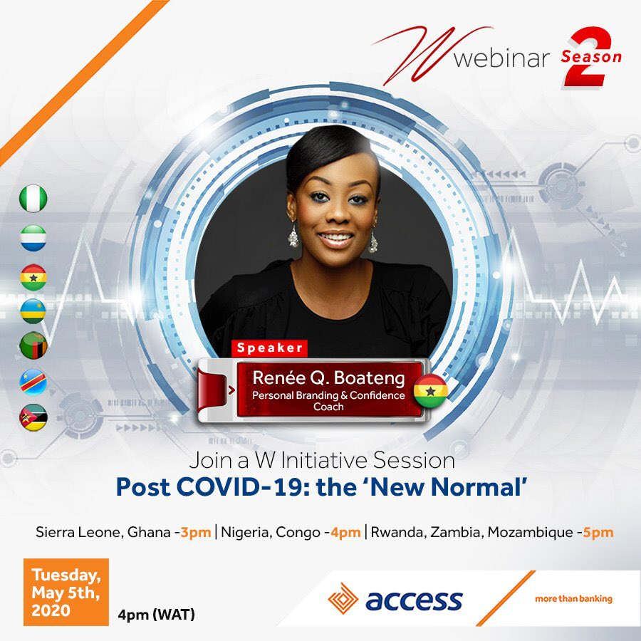Please click the link in our bio to register for this insightful webinar 👍🏾