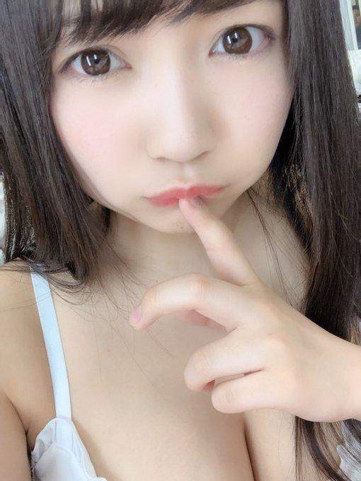 グラビアアイドルぷにたん(能美真奈)のTwitter自撮りエロ画像47