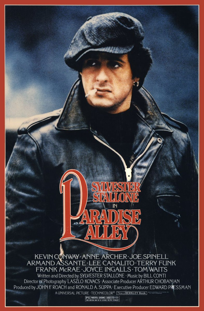 I think we're all aware that @theslystallone made one of the greatest sports/boxing films of all time wit #Rocky, but did u also kno he made one of the great #wrestling films as well?! Take some time to checkout our #SportsFlixFriday #POTD, 1978's #ParadiseAlley. #ForgottenGempic.twitter.com/RtOi6K2hZk