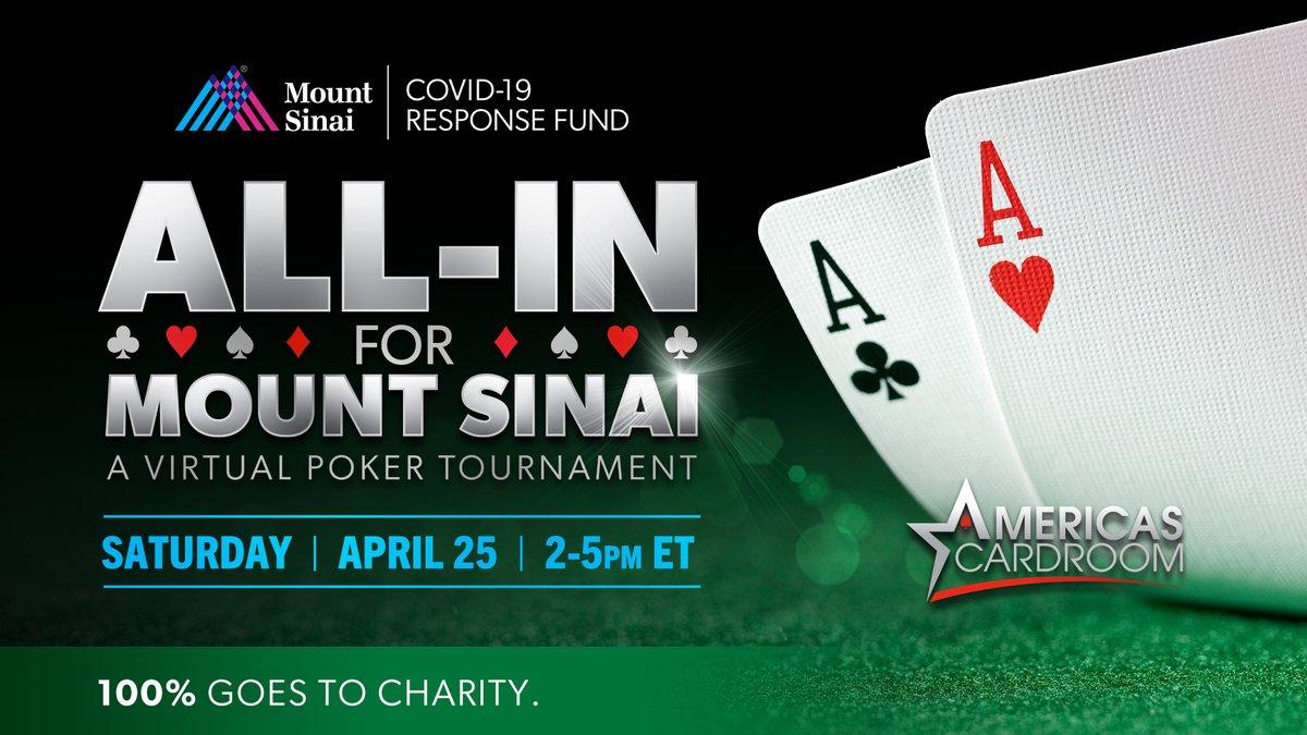 Poker Tournaments Near Me Tomorrow