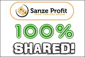 Image for SANZE PROFIT Insurance shared!
