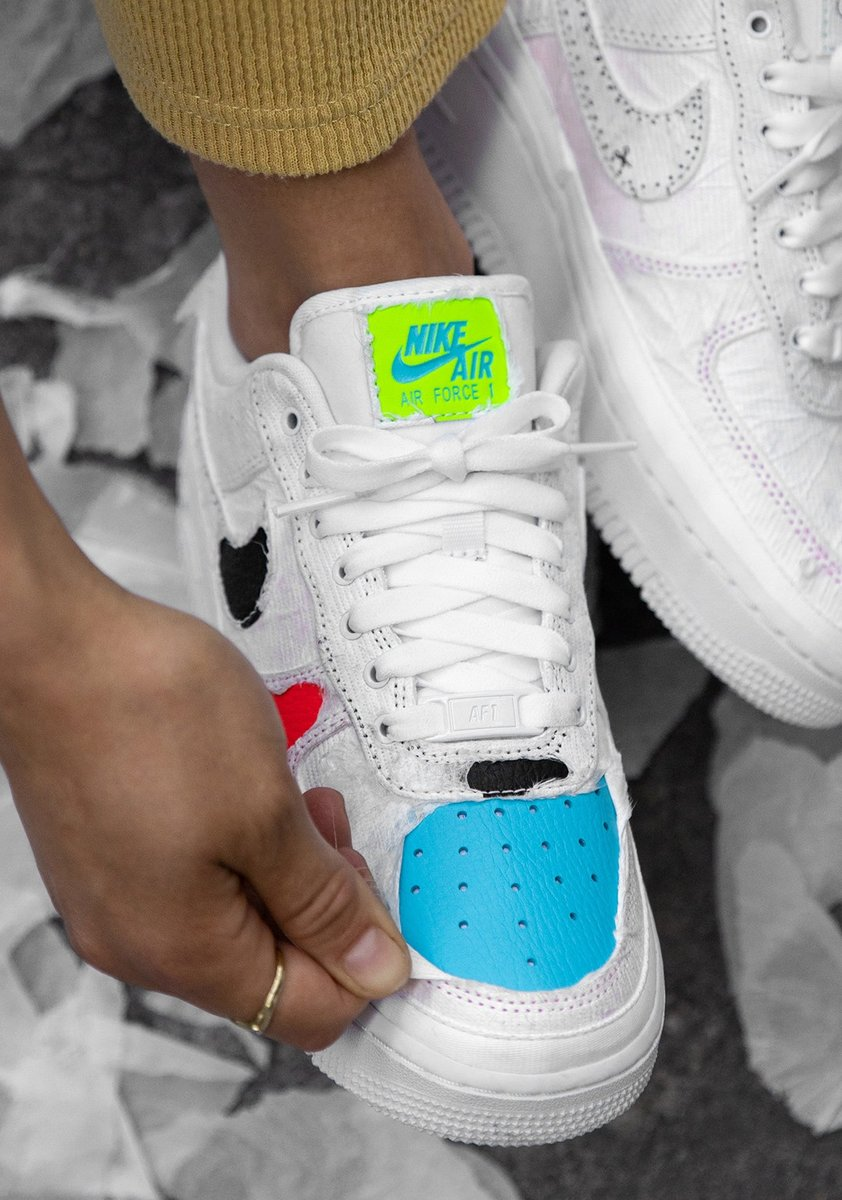 air force 1 low tear away