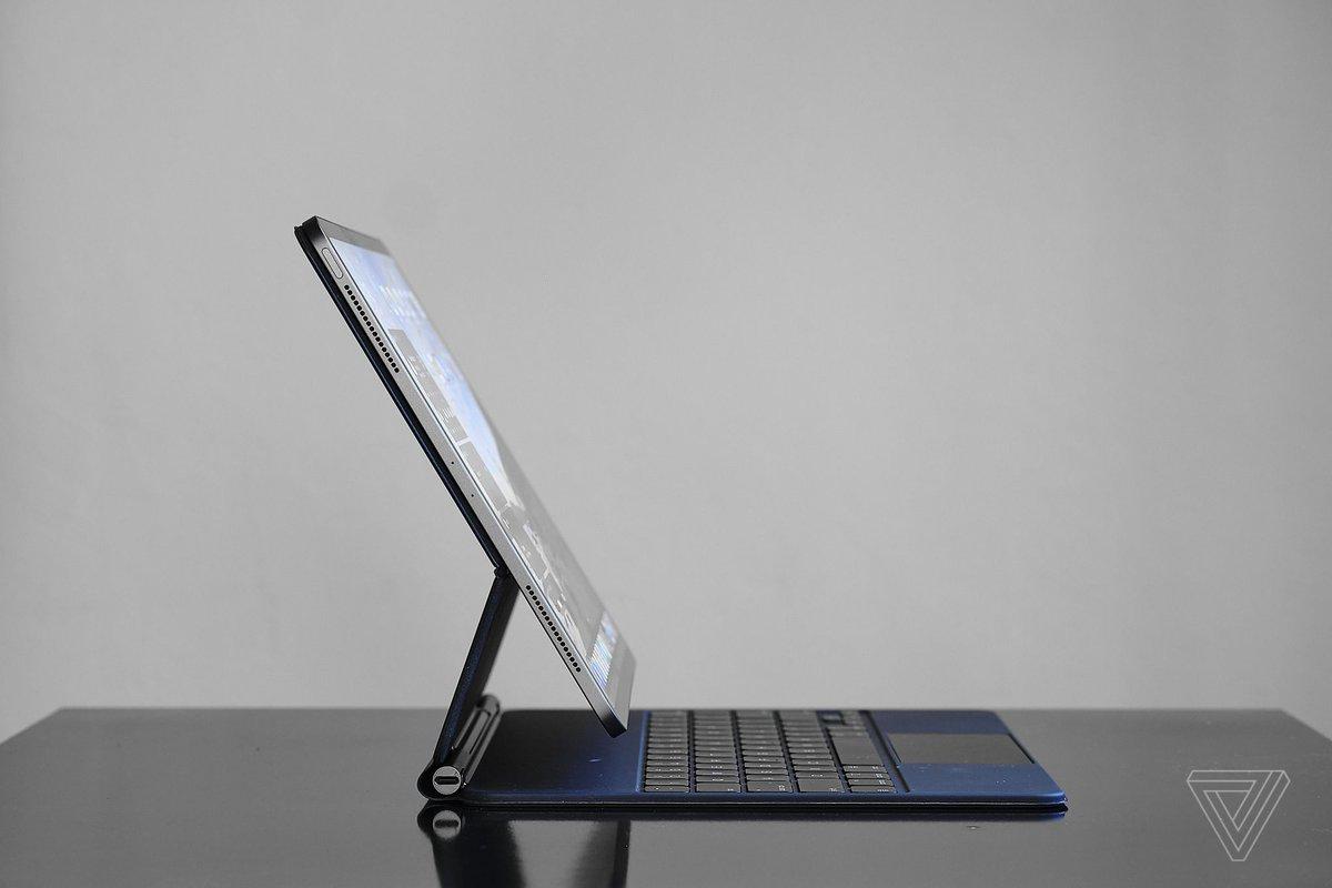 The iPad is still an iPad, even with a Magic Keyboard