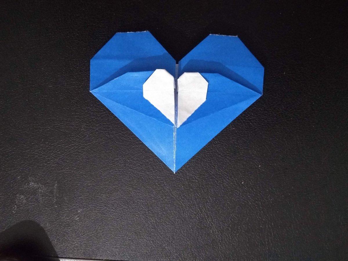 ♥♥Double Hearts Origami Dollar Bill Tutorials How To♥♥ - YouTube | 900x1200