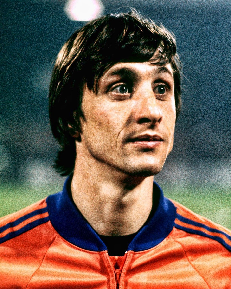 One of the greatest ever would have turned 73 today 🇳🇱
