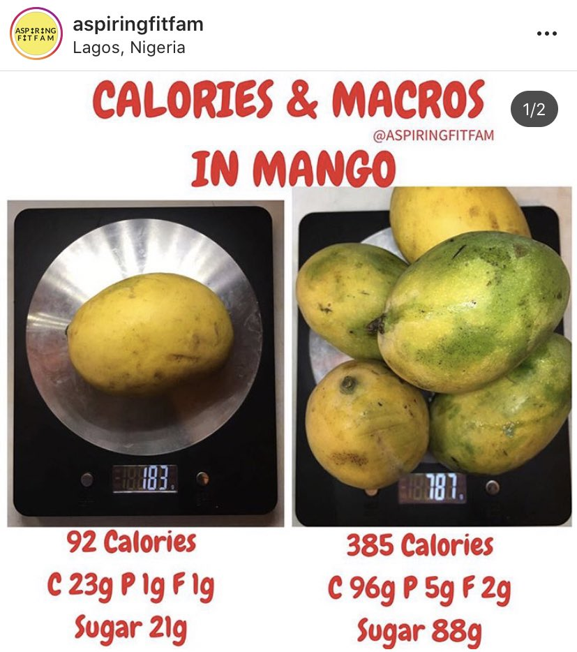 Jesse On Twitter It S Mango Season I Know Before You Go Overboard With Mangoes All In The Name Of Eating Fruits Peel This Mango Is Carb 1 Mango Contains 16g Of