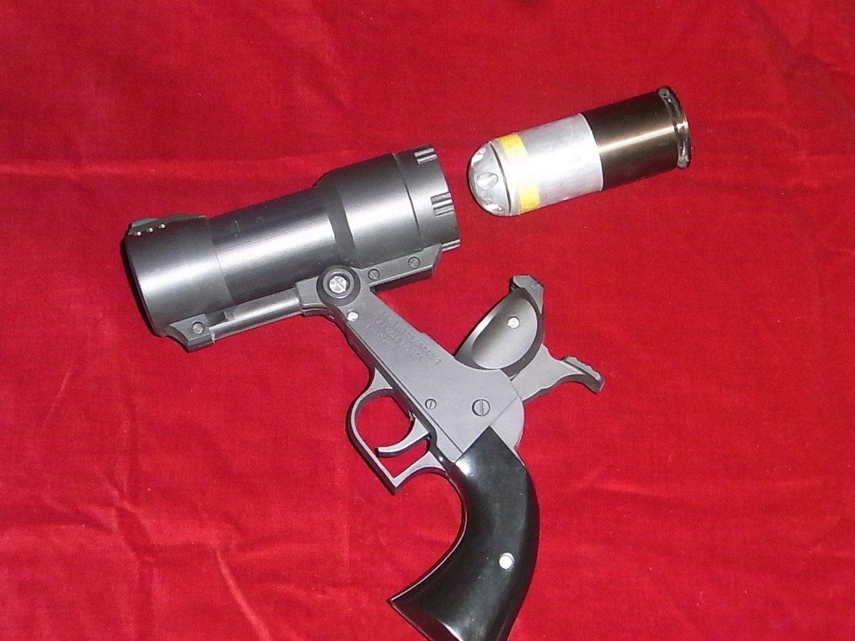 Elfin Knights Project V1.5 Water Blaster Scale1//1 . Blade runner blaster