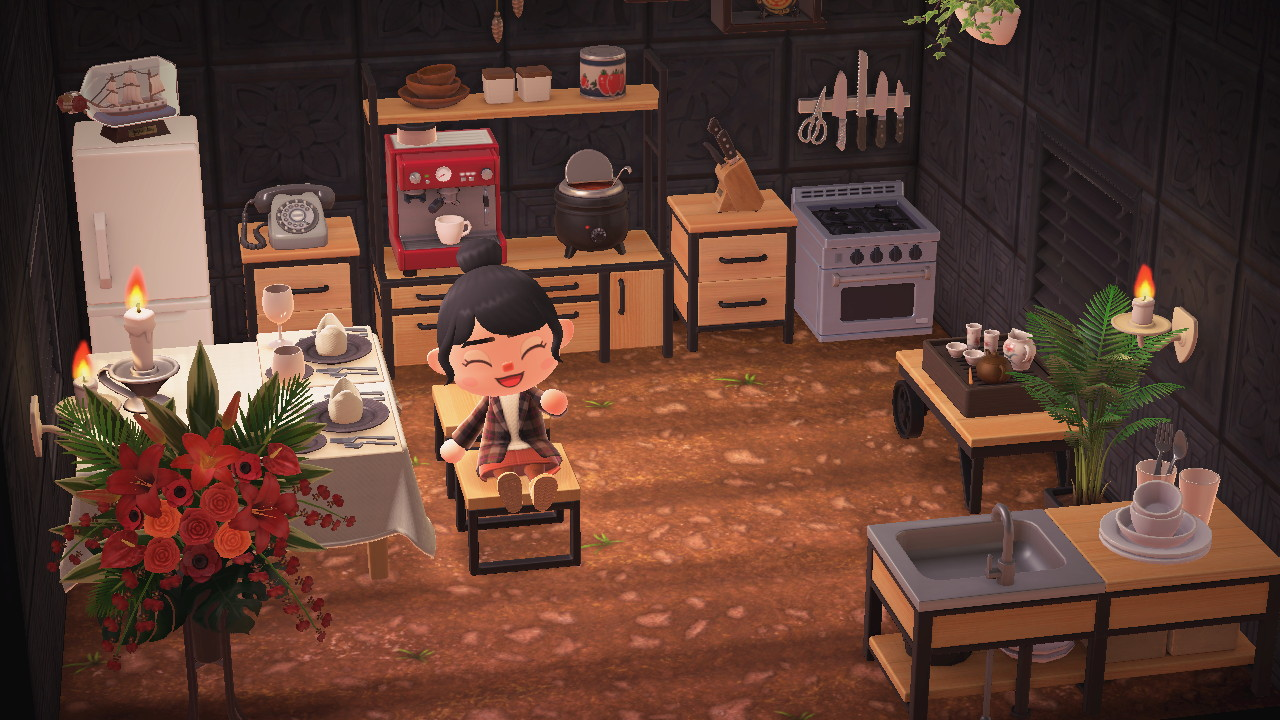 Animal Crossing: New Horizon Players Are Frustrated About ... on Ironwood Kitchenette Animal Crossing  id=29056