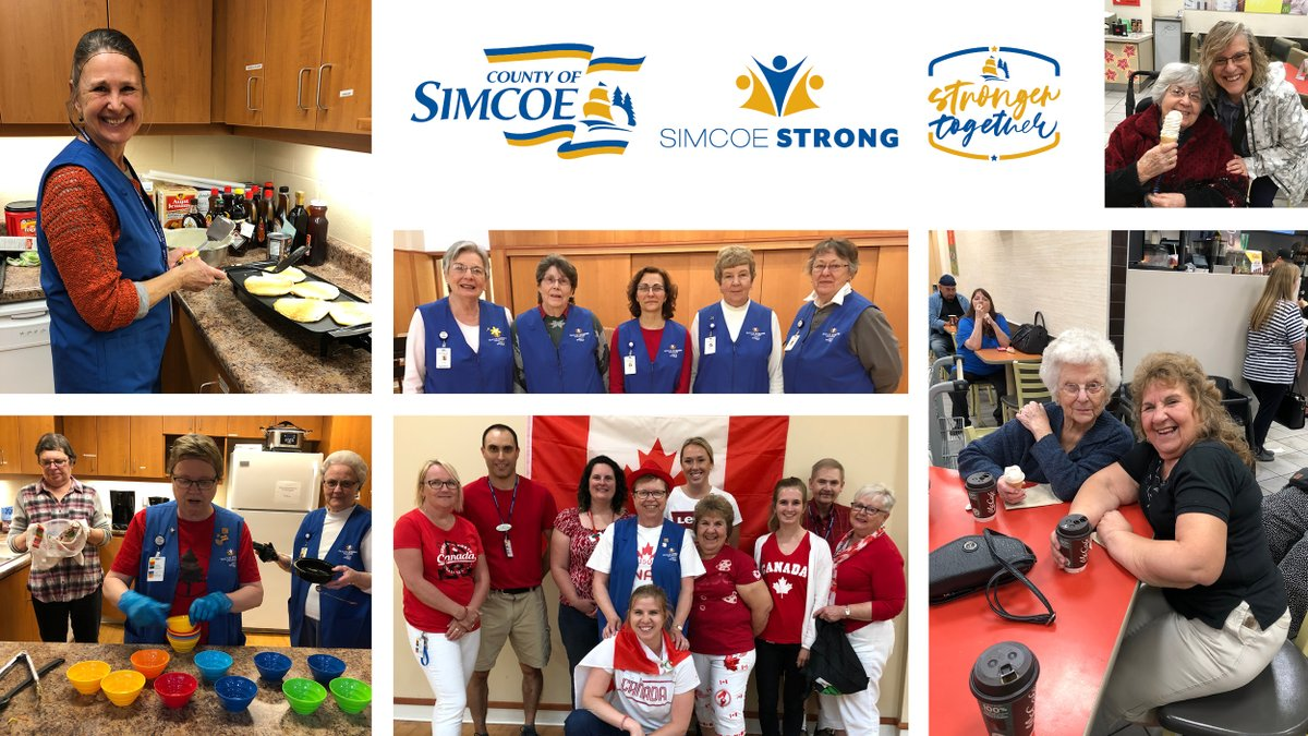 #GeorgianVillage staff & residents want to thank the amazing #SimcoeStrong #volunteers for their #kindness & #support. Your presence is missed during #COVID19, but when it's safe to reopen to the public, we know you'll be the first to visit. #NWV2020 #CheerstoVolunteerspic.twitter.com/99jWgnLt9K