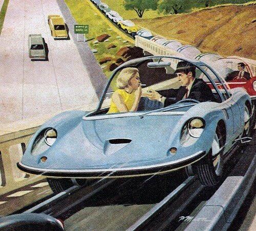 """""""Var vill du helst bo?"""" """"I framtiden som den såg ut cirka 1958."""" https://t.co/mAmd8KOIg5"""