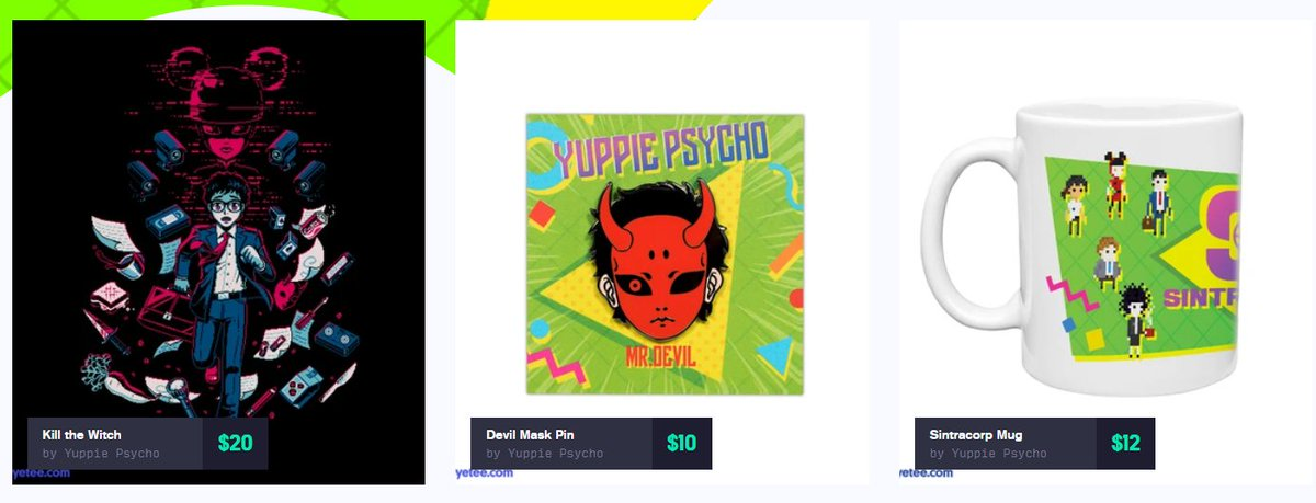 Yuppie Psycho Dlc Out Now On Twitter Aaaand Á•• Á› Á•— You Can Buy Some Sintracorp Merch From Theyetee Https T Co Tfatfa84fs We are currently maintaining 323 pages (38 articles). aaaand ᕕ ᐛ ᕗ