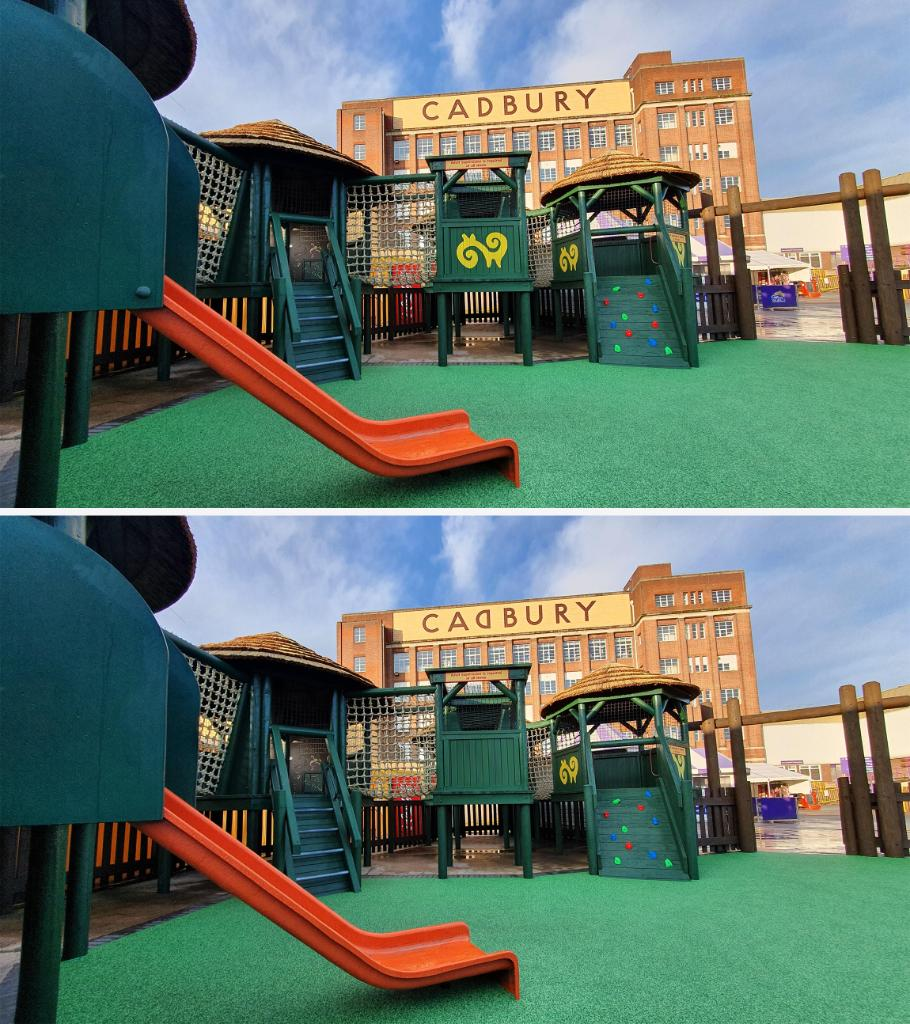 CAN YOU SPOT THE DIFFERENCES IN THESE IMAGES?? There's 5 to find! #game #spotthedifference #chocolate https://t.co/Jj9vjZmjO2