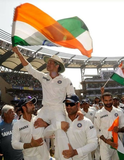 Happy birthday cricket legend Sachin Tendulkar.