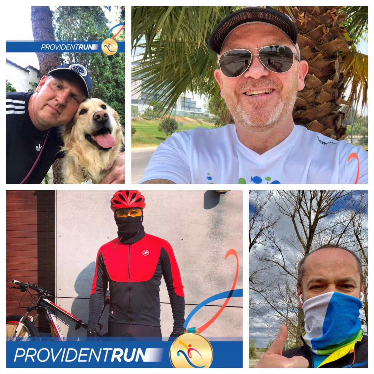 It's been an amazing day at IPF thanks to all our runners from across the globe who have made the virtual 2020 #ProvidentRUN held by @Provident_Pl an extraordinary and unforgettable experience! Well done and many thanks to all of you!Together we are stronger!👏 #IPFTogetherWeCare https://t.co/akXy0zwTpL