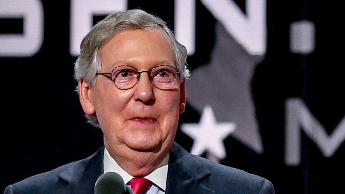 Mcconnell coasts to kentucky win, tea party falls in key primaries