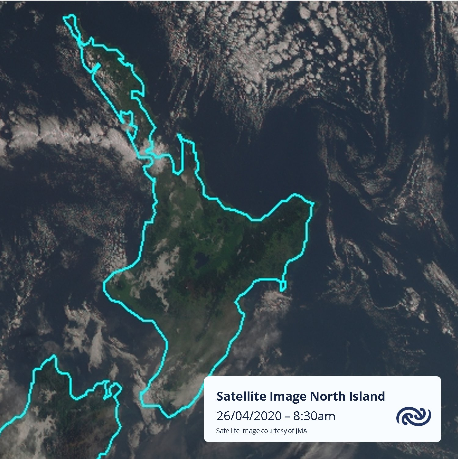 Morena   Looking sunny for much of the North Island today, though lucky areas in Auckland may see the odd morning shower, and Northland into early afternoon. A spot of drizzle for lower North Island before a fine afternoon. Full details at bit.ly/metservicenz ^MM https://t.co/LNxzTe7paY