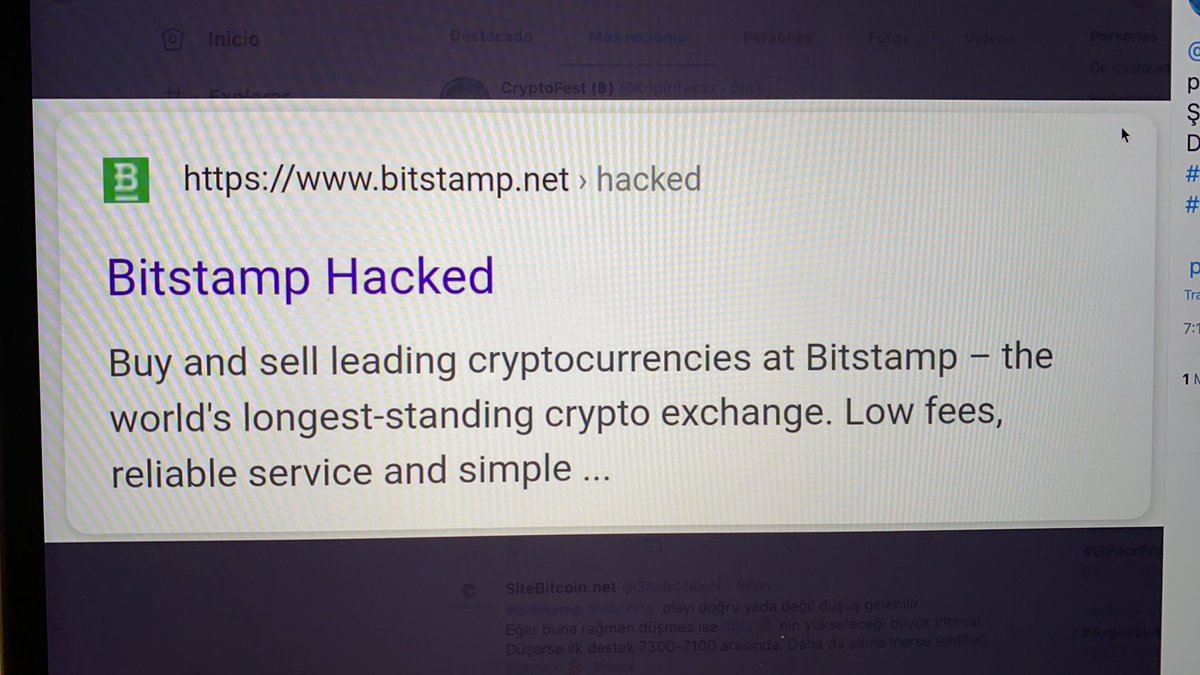 how reliable is bitstamp