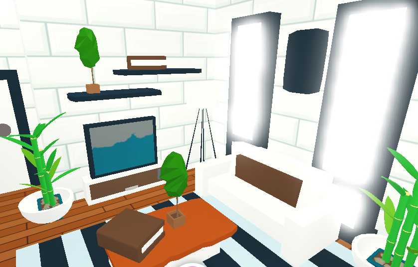 Ibella On Twitter Aloha Guyss I M Back Anyways Today I Decided To Make A Modern Botanical Tiny Home In Roblox Adopt Mee I Hope You Guys Love It As Much As
