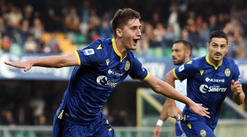 Everton keen on signing Marash Kumbulla