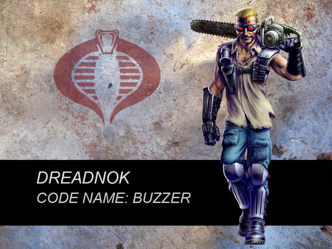 58) If any of my followers have connections please reach out.  @ThatKevinSmith we could make  @JayMewesa Dreadnok named Buzzer. With 30k followers I am trying to see how anyone might want to help, spread the word, work on the project, everything helps