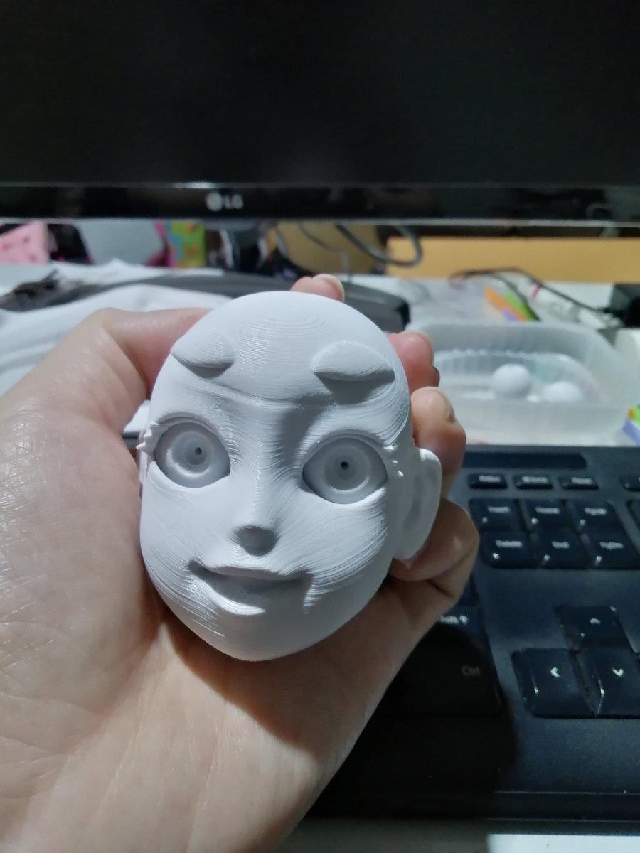 Change filament to grey, still print out nicely. #3dprinting #esun #longerlk4