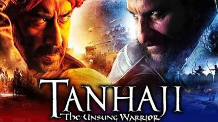 National Award For The Best Actor 2020 should go to @ajaydevgn for #Tanhaji, @SharadK7 for best Supporting actor, @omraut for best director & Saif for -VE Role.  Agreed ?  Whether it is the Plot of the Film or acting. This one Deserves most of them.  #TanhajiTheUnsungWarrior
