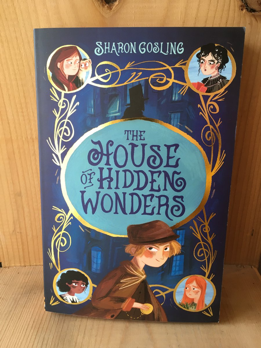 Who's up for a new read? I've got a copy of #TheHouseofHiddenWonders to give away - follow and RT before 8pm Monday 27 Apr UK time and I'll pick someone to send it to! (UK only, sorry) 🥳📚🐢🦜🐒📚🎉 @StripesBooks @LittleTigerUK