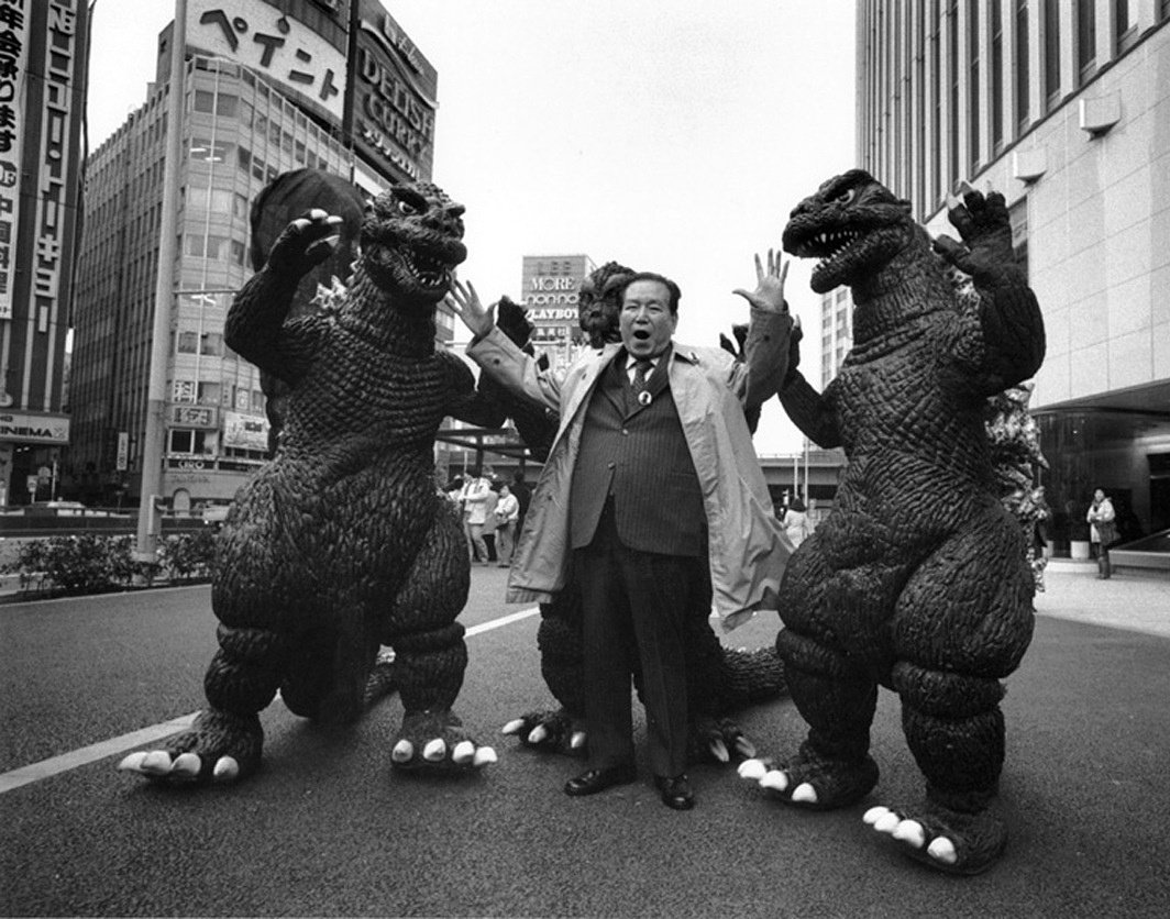 Happy birthday to the late Tomoyuki Tanaka. He is best known as the co-creator of Godzilla as well as a producer for many Toho kaiju films starting from Gojira all the way to Godzilla vs. Destoroyah before his death in 1997. https://t.co/qaEcFGTaih