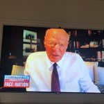 Image for the Tweet beginning: Barry Diller in #facethenation just
