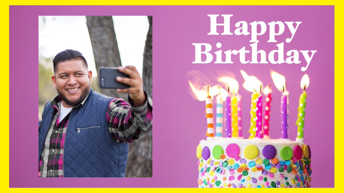 Ms Marie Sifuentes On Twitter Happy Birthday To You Cha Cha Cha Happy Birthday To You Cha Cha Cha Happy Birthday Dear Davidr Ntx Happy Birthday To You Cha Cha