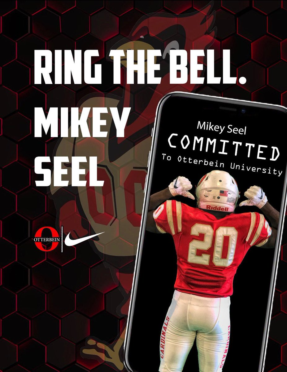 I am happy to announce that I will be continuing my athletic and academic career at Otterbein University!@CoachDoup @Coach_AMoore https://t.co/v3sOAzNjrw