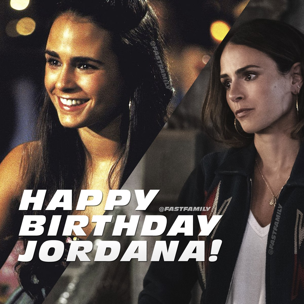Happy Birthday to our beloved @JordanaBrewster!  See you soon in #F9 alongside the #FastFamily. @TheFastSaga #FAST9 https://t.co/jgjs5DlU0k