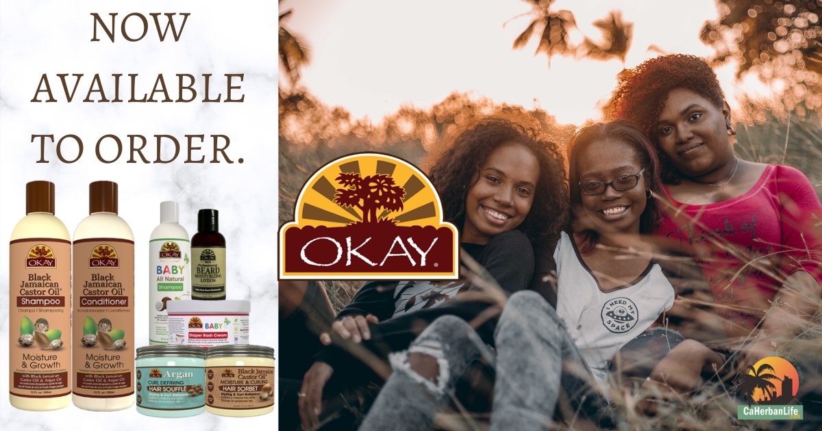 Superior quality products that are a healthier choice for your beauty care needs. we hand select the suppliers & manufacturers that we sell to our customers. Find OKAY Pure Naturals products: https://caherbanlife.com/?s=okay&post_type=product… #haircare #beauty #natural #CaHerbanLife @OkayPureNaturals pic.twitter.com/zK5gfXBM56
