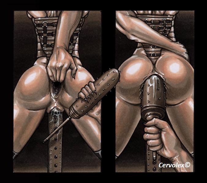 Raveena tandon bondage anal torture naked ass dildo photo