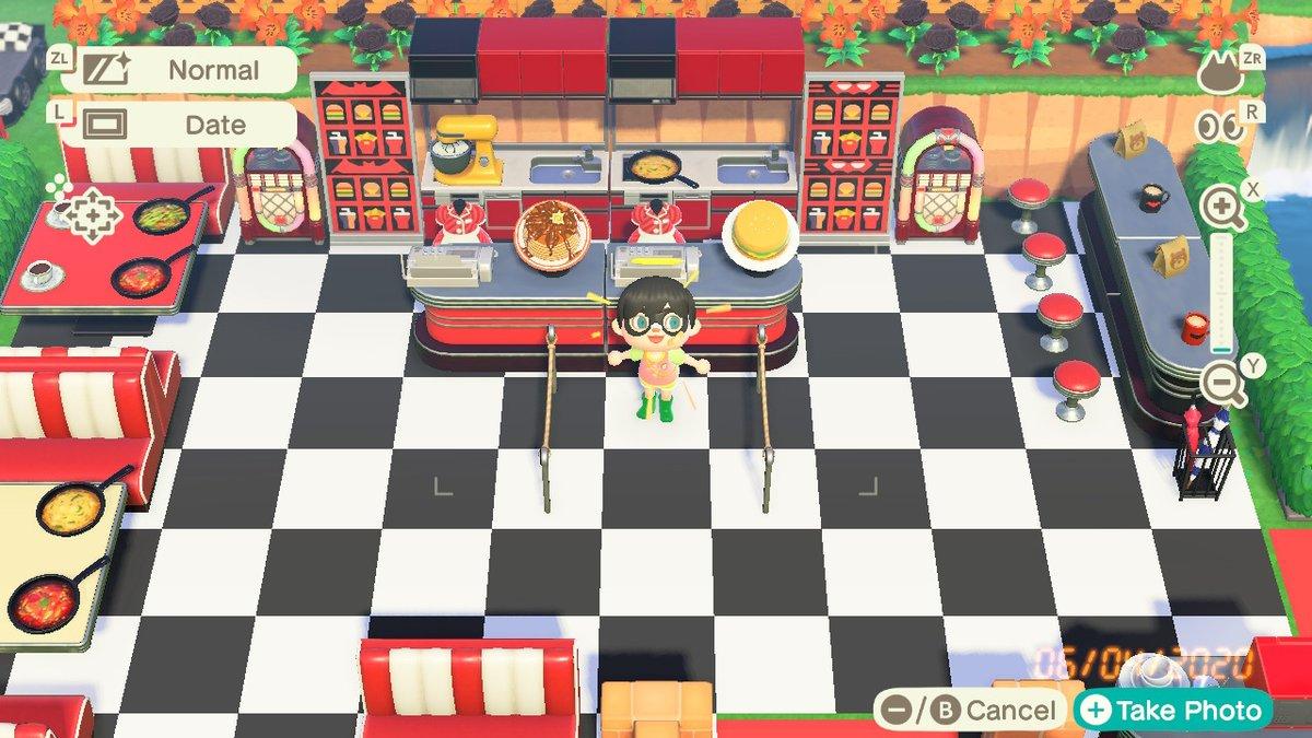 Rikh Apollo Enthusiast On Twitter Redhood Diner With Robin Jay Jasontodd Animalcrossing Acnh Nintendoswitch Animalcrossingdesign