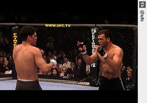 Look: Free Fight: #NickDiaz vs #RobbieLawler   #UFC47, 2004 https://t.co/DijF56rQxh #UFC https://t.co/2uk4voSHMv