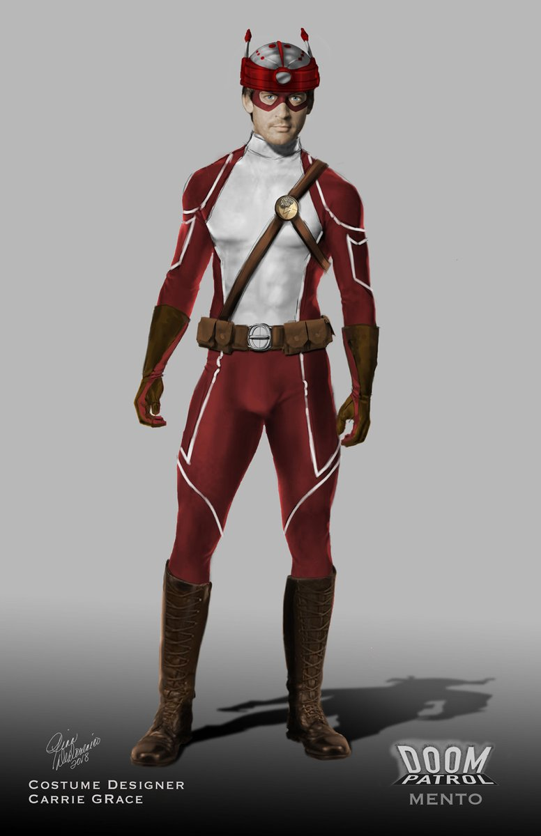 doom patrol cyborg costume
