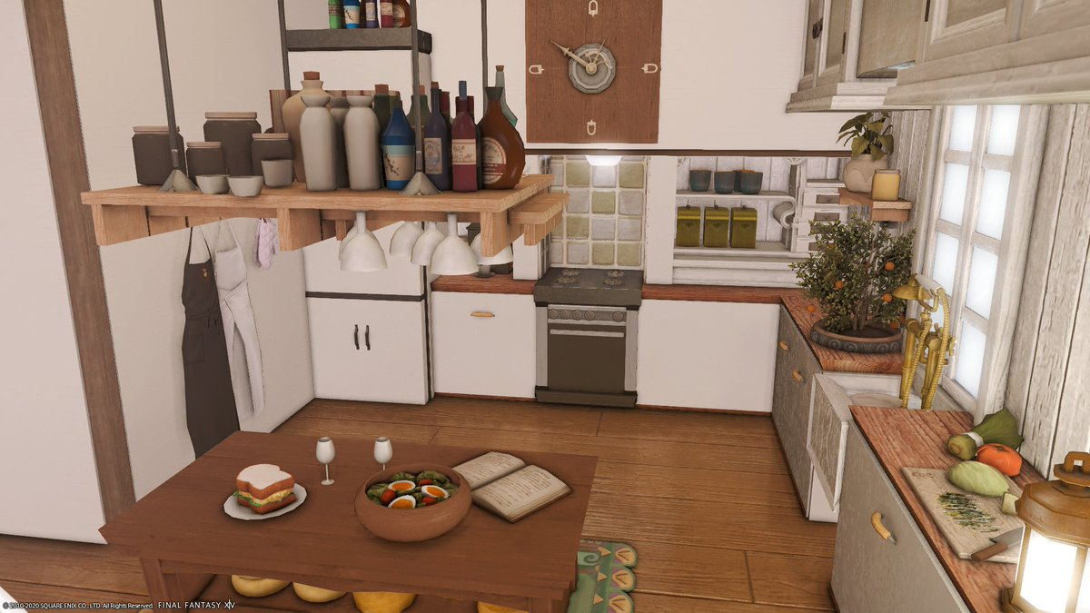 Ashen On Twitter I Made A Kitchen For Hgxiv With Rhapsodoodle Nefauri In Mind Because We Love Farmhouse Chic Slapsynt Is Amazing And Made This Gas Oven While I Worked On