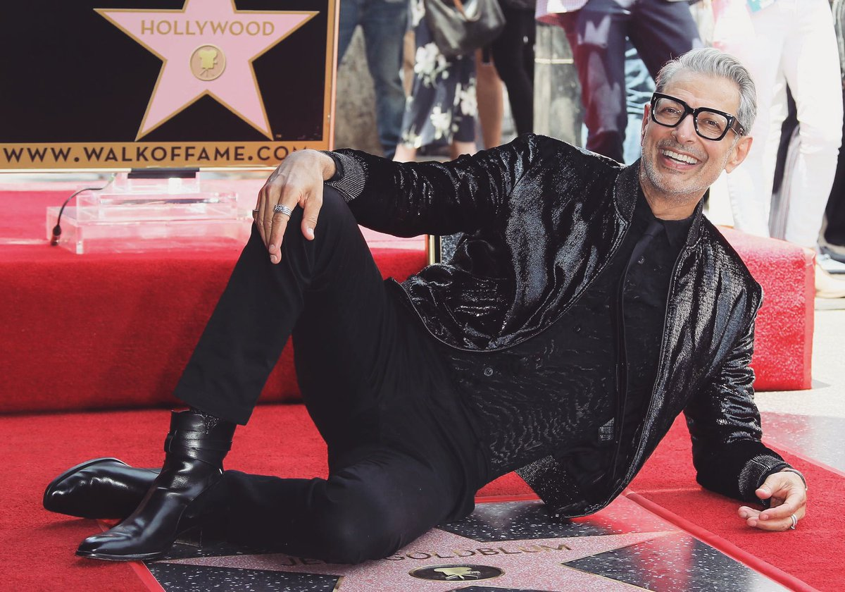 Jeff Goldblum Dances To Normani