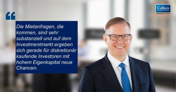 Unser Deutschland-CEO Matthias Leube hat im 1. Heuer #digitaltalk mit Prof. Marcel Fratzscher über den COVID Impact auf Volkswirtschaft und Immobilienbranche diskutiert. #Immobilien Die wichtigsten Ergebnisse finden Sie hier: t.co/evBwt9xoGu