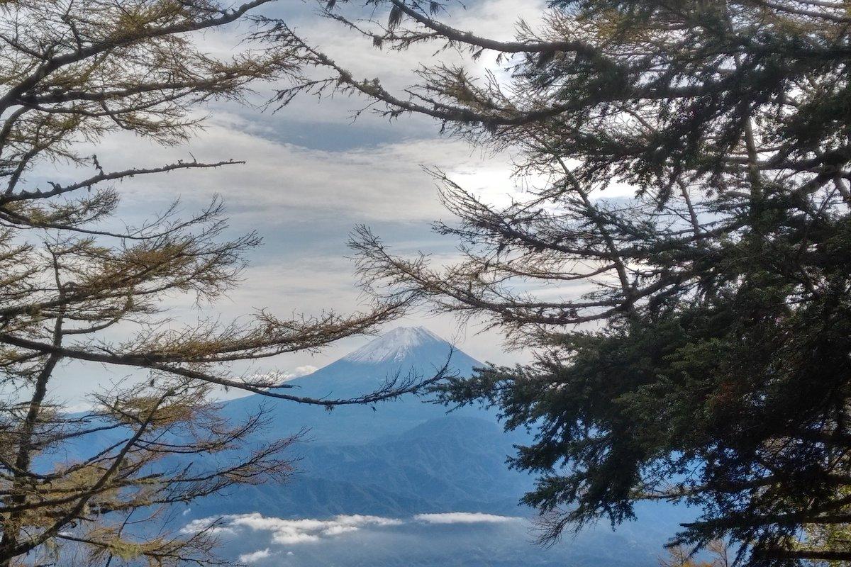 Twitter 始めました。よろしくお願いします。 #山 #山岳部 #県立千葉高校