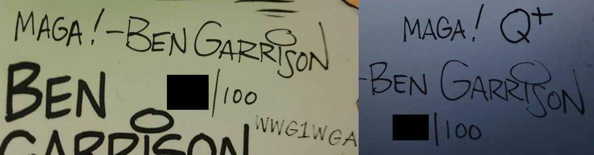 I love #BenGarrison. Do you love #BenGarrisonCartoon? I love @GrrrGraphics.  #QAnon @realDonaldTrump #QPlus #WWG1WGA #TinaToon <br>http://pic.twitter.com/CPlyI0SSbn