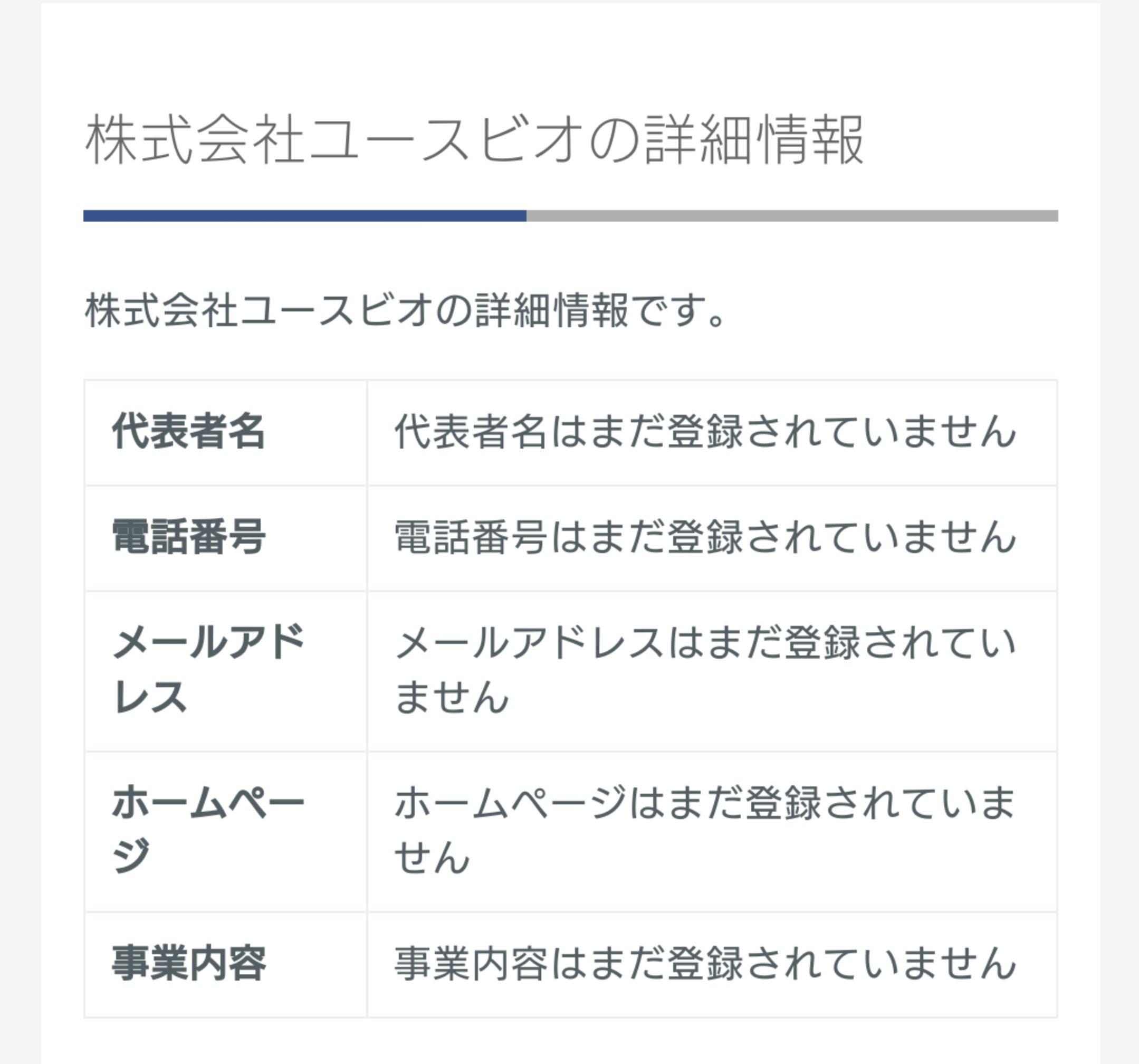 福島 ユースビオ