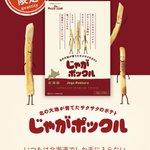 北海道のお菓子じゃがポックルが通販で買えるようになった?食べたことない人は是非食べて!