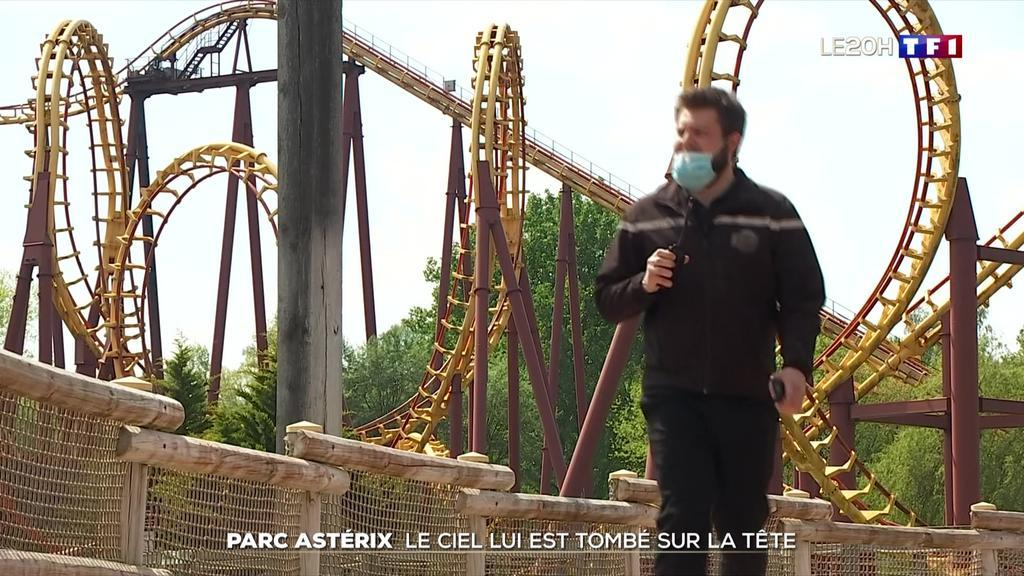 #Confinement : le Parc Astérix presque à l'arrêt https://t.co/6vexEHESMS https://t.co/pJqctDJyS9