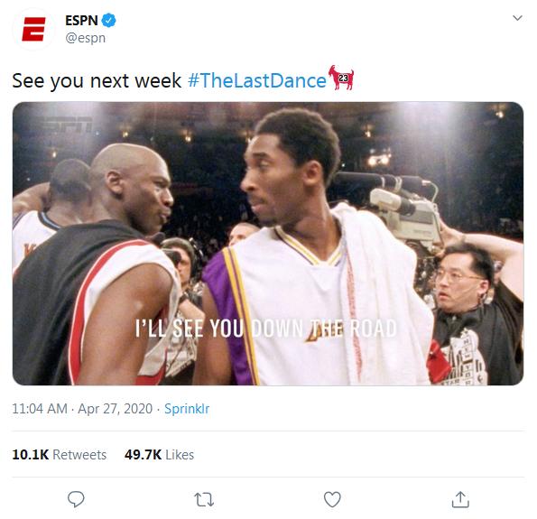 【影片】老大終於現身!美媒發佈《最後之舞》下週預告:籃球之神對話黑曼巴!-籃球圈