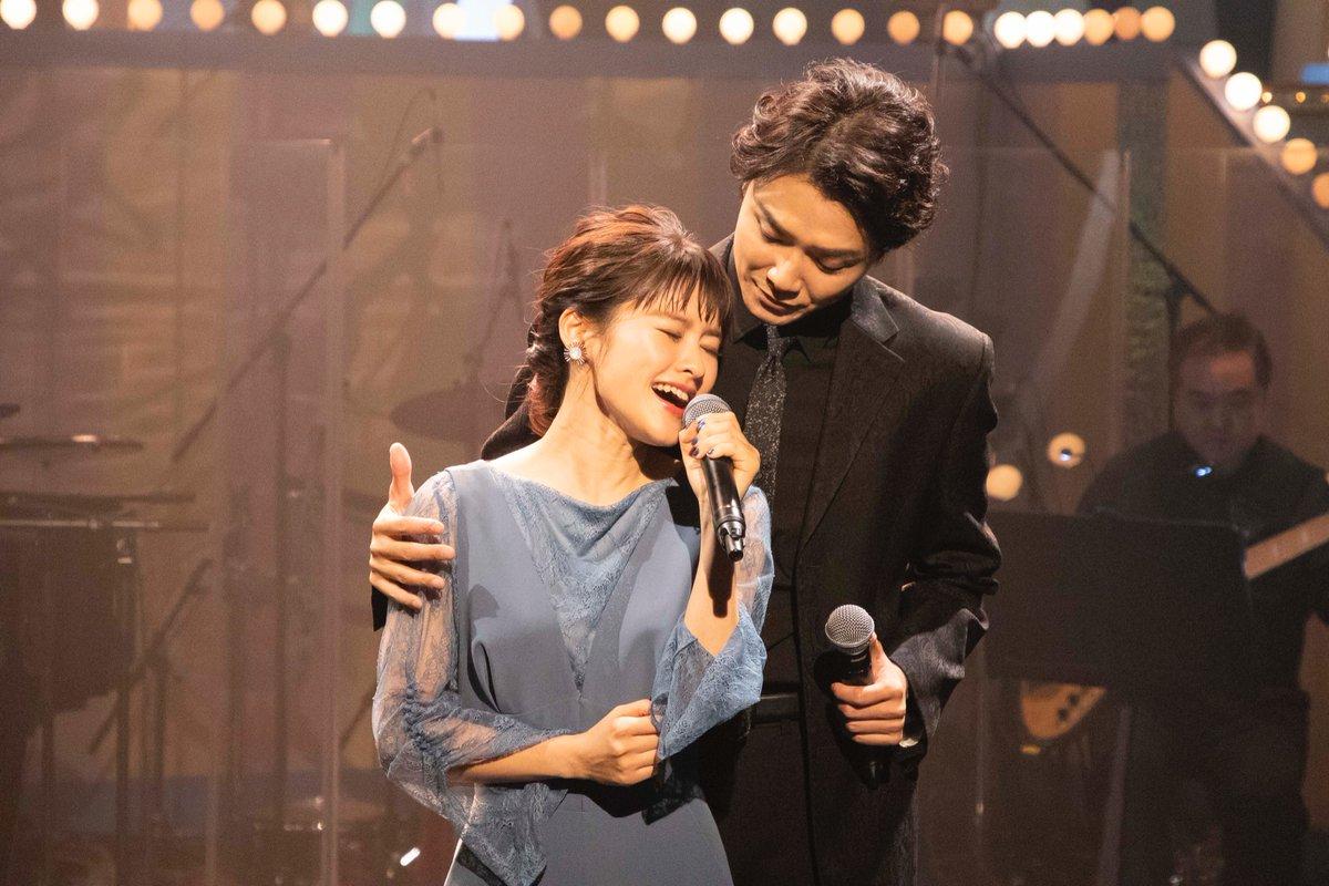 【あさって初回放送】 グリブラ 第37話歌コーナーは 井上芳雄 さんと 昆夏美 さんが『レ・ミゼラブ